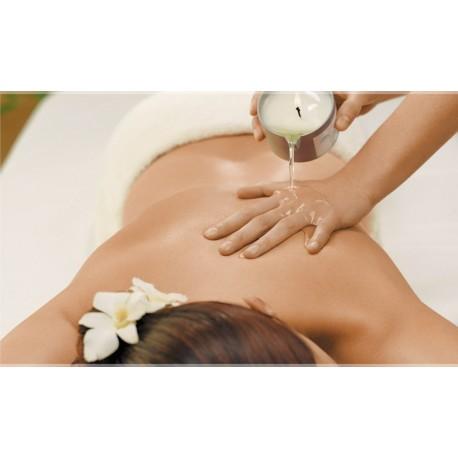 1 Massagem Velas Corpo Inteiro